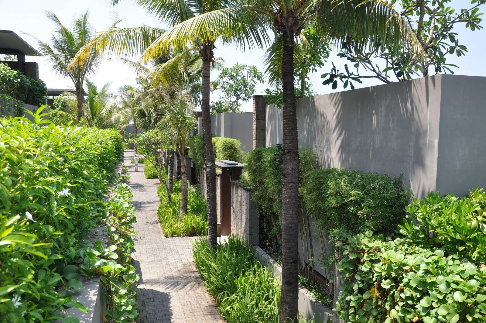 Cw S Food Travel Bali 2010 Alila Villas Soori Bali Garden Tropical Resort Villa
