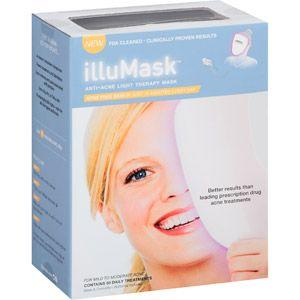 Wonderful IlluMask Anti Acne Light Therapy Mask Idea