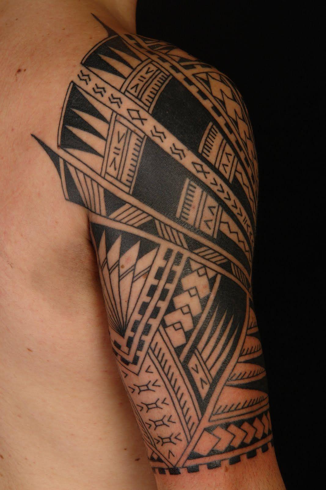 Significado da Tatuagem Maori Tattoo maori Maori and Tattoo
