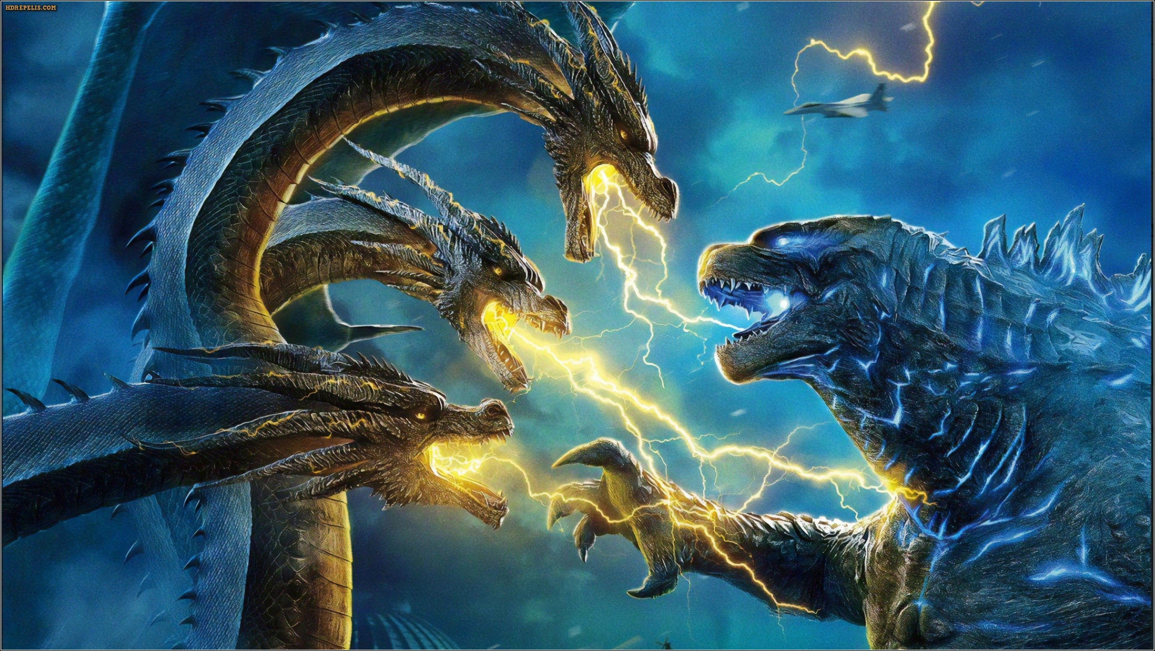 Pin En Ver Godzilla Rey De Los Monstruos Película Completa En Español Latino Online
