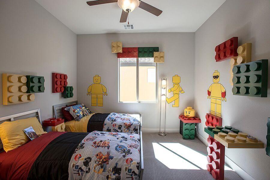 27 Kids Bedrooms Ideas That Ll Let Them Explore Their Creativity Small Boys Bedrooms Boy Bedroom Design Kids Bedroom Decor