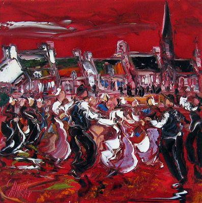 Christian Sanseau I Love His Paintings Peintre Peinture Bretagne