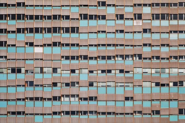 Enrica De Nicola. Urban Pattern