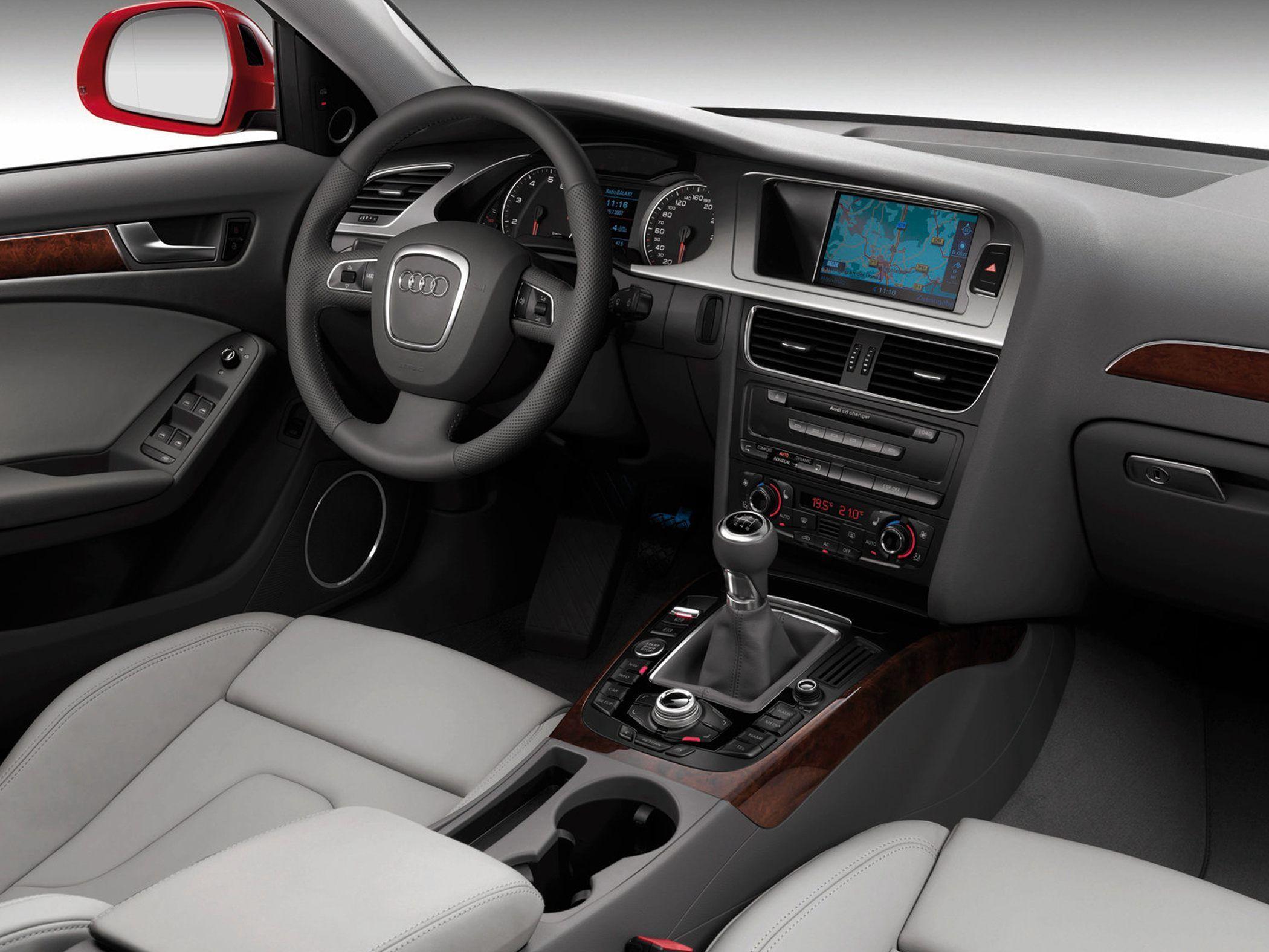 2011 audi a4 interior hd cars pinterest audi a4 audi and car magazine