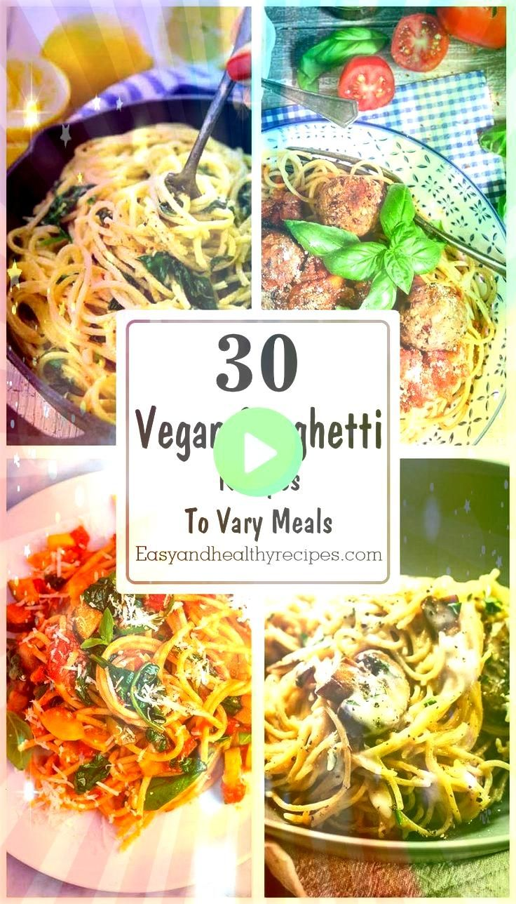 Vegan Spaghetti Recipes That Are Crazy Good  Recipes 30 Vegan Spaghetti Recipes That Are Crazy Good  Recipes  The best vegan ribs recipe with jackfruit and sietan Quick a...