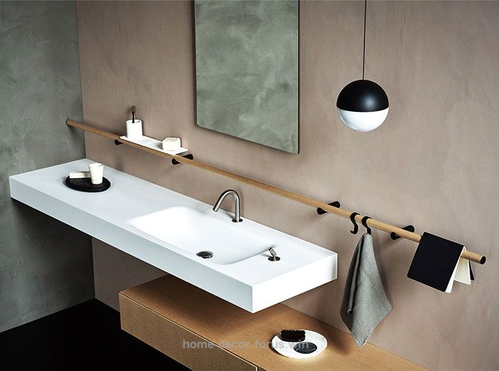 Bathroom trends  u designs colors and materials