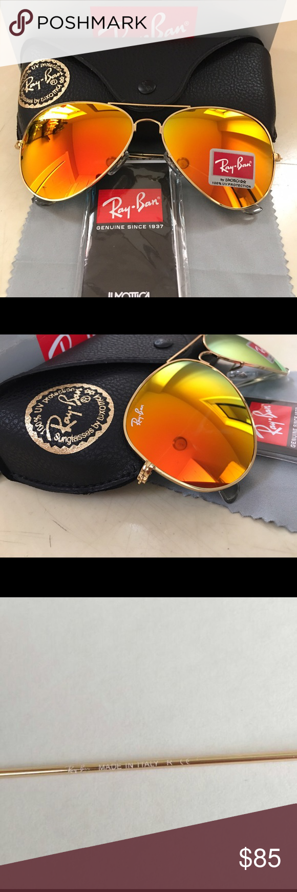 authentic ray bans  Authentic Ray ban aviator Product Description Brand: Ray Ban Model ...