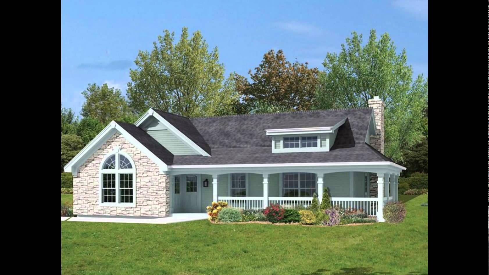10 Coolest Farmhouse Plans For Your Inspiration Porch House Plans Ranch House Plans Southern House Plans