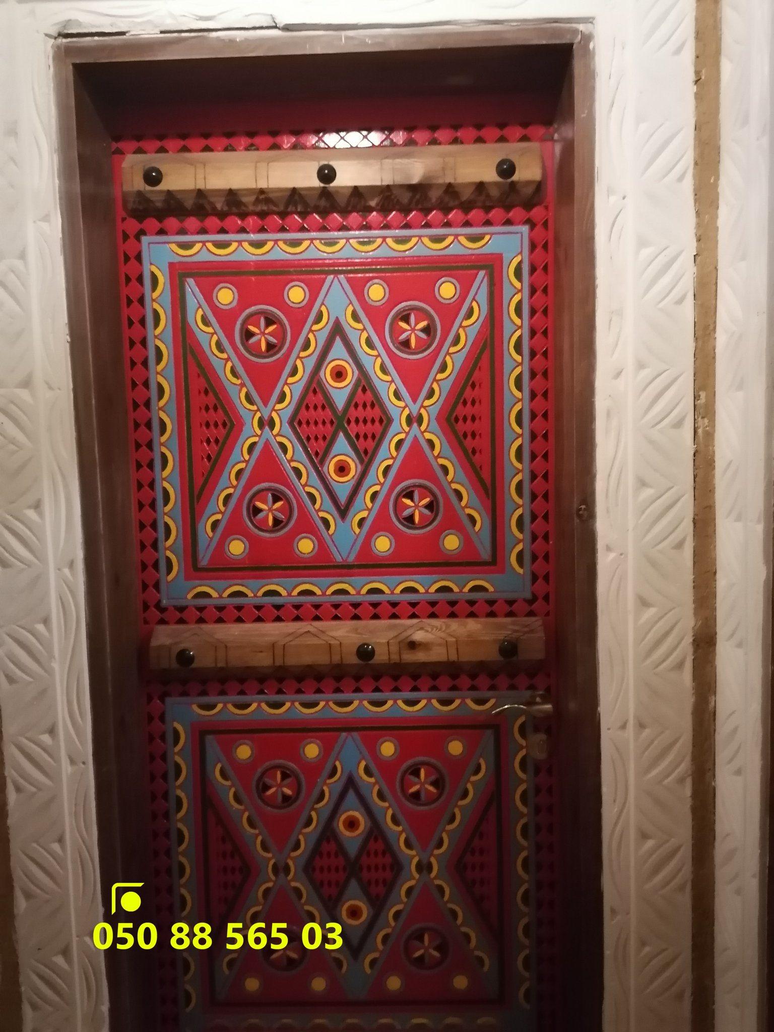 ديكور باب تراثي Decor Home Decor Furniture