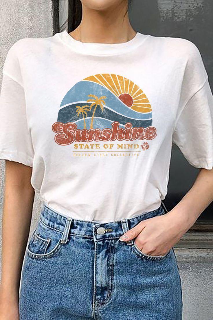 Sunshine State of Mind T-Stück - # - ück