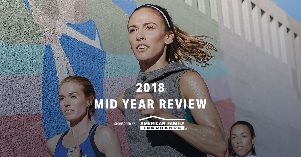MapMyRun 2018 MidYear Review. Fitness training, Reviews