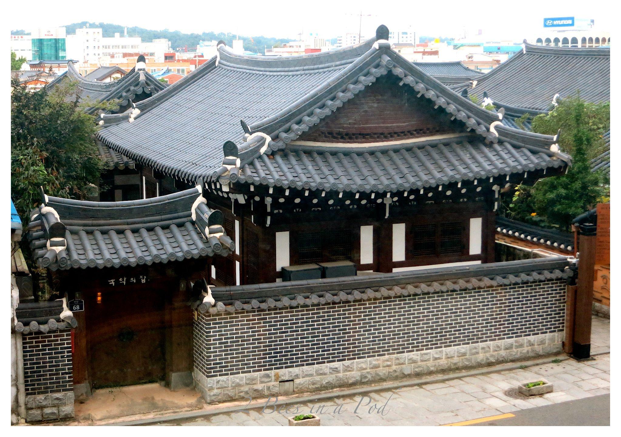 My Week In South Korea