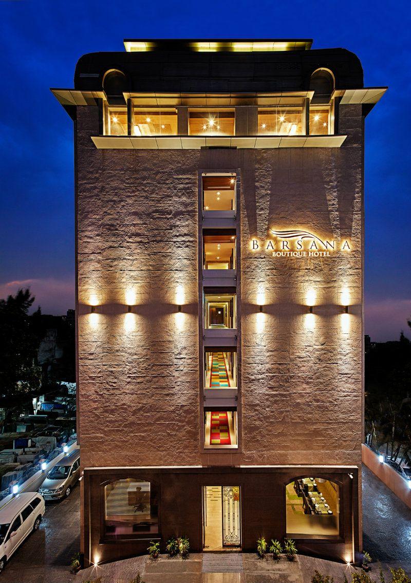 The Wondrous Barsana Boutique Hotel By Ravish Mehra Deepak Kalra Covet Edition Boutique Hotel Hotel Facade Hotel