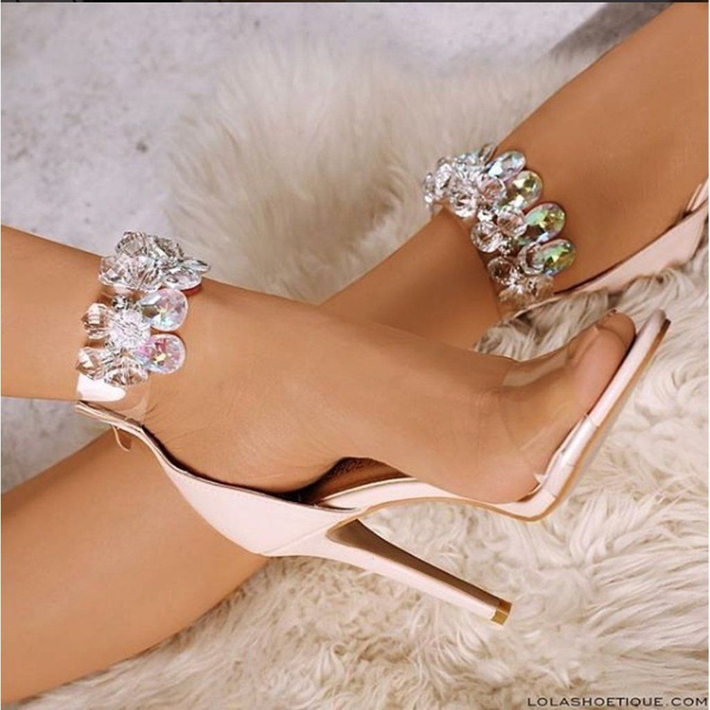 big diamond high heeled sandals homecoming shoes, heels instagram high heels pinterest eliza may detachable shoe straps