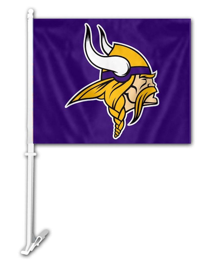 One Size Team Color ProMark NCAA Kentucky Wildcats Flag Set 2-Piece Ambassador Style