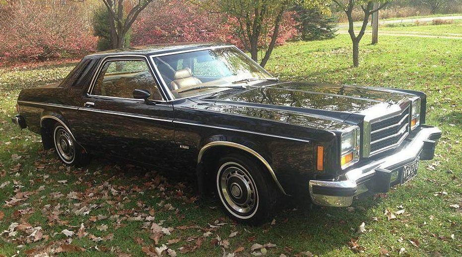 Just 9 000 Miles 1980 Ford Granada Ford Granada Granada Ford
