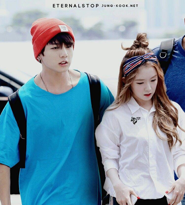 Irene x jungkook