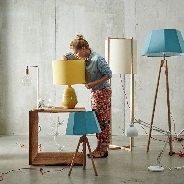 A sneak peek at our Autumn lighting range! via @freedom_nz instagram