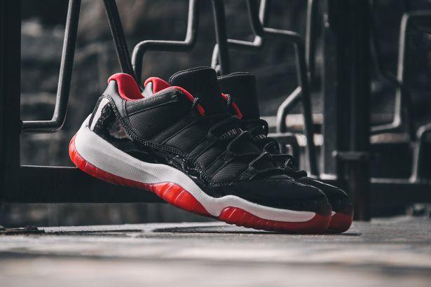 72d16a9af5e51a A Closer Look at the Air Jordan 11 Retro Low