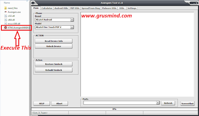 AVENGERS TOOL V1 8 WITHOUT BOX FREE DOWNLOAD - GurusMind
