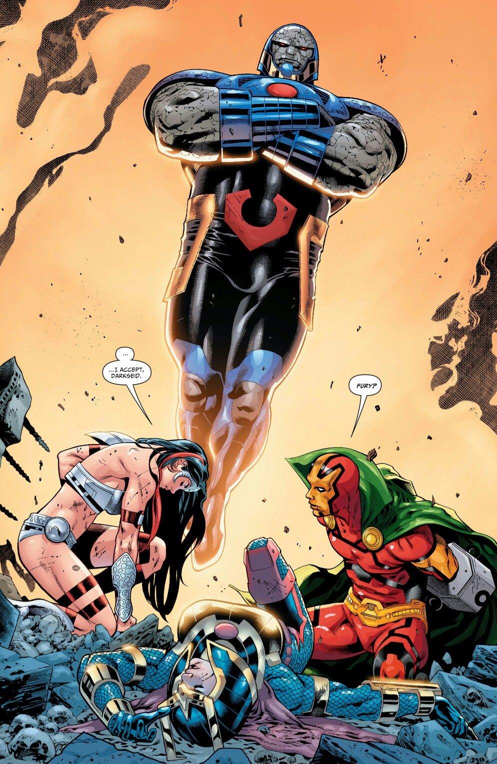 Darkseid s… | New Gods of Apokolips Darkseid,God of Evil