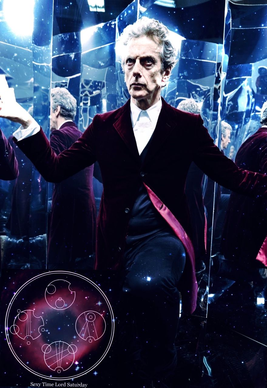 Happy sexy Time Lord Saturday my lovelies 😘❤️ Wishing you all a great day Xx