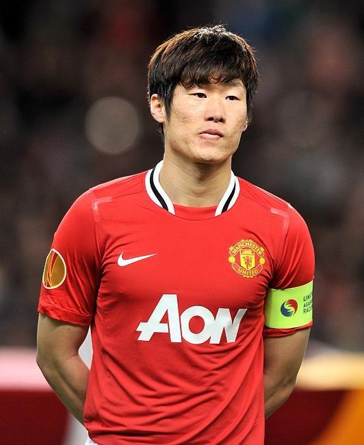Park Ji-Sung: 2005.   Manchester united, Park ji sung