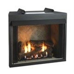 138 60 Empire 42 Vent Free Firebox Banded Brick Liner Ventless