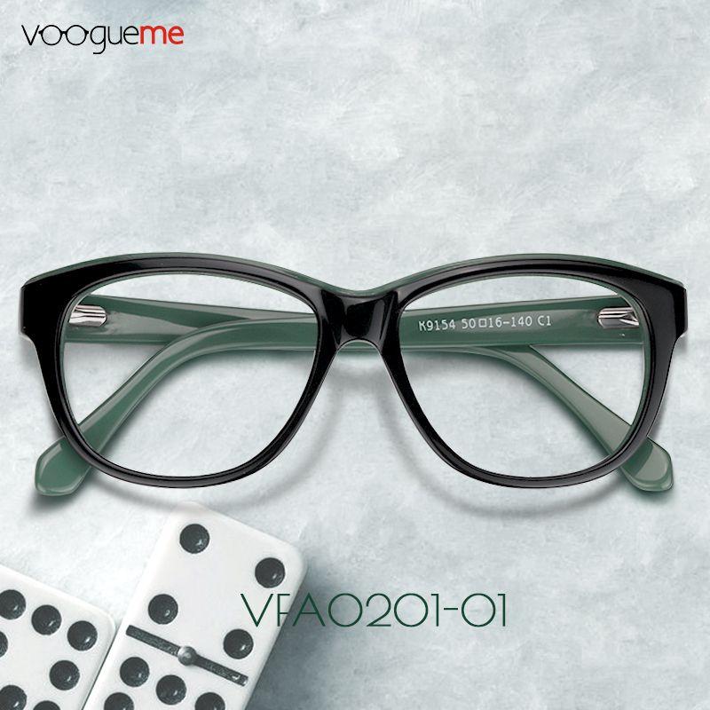 63af027551 Drusilla Square Black Eyeglasses VFA0201-01
