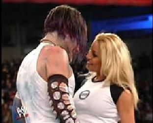 Trish Stratus & Jeff Hardy | Jeff hardy, Wrestling divas Wwe Jeff Hardy And Trish Stratus