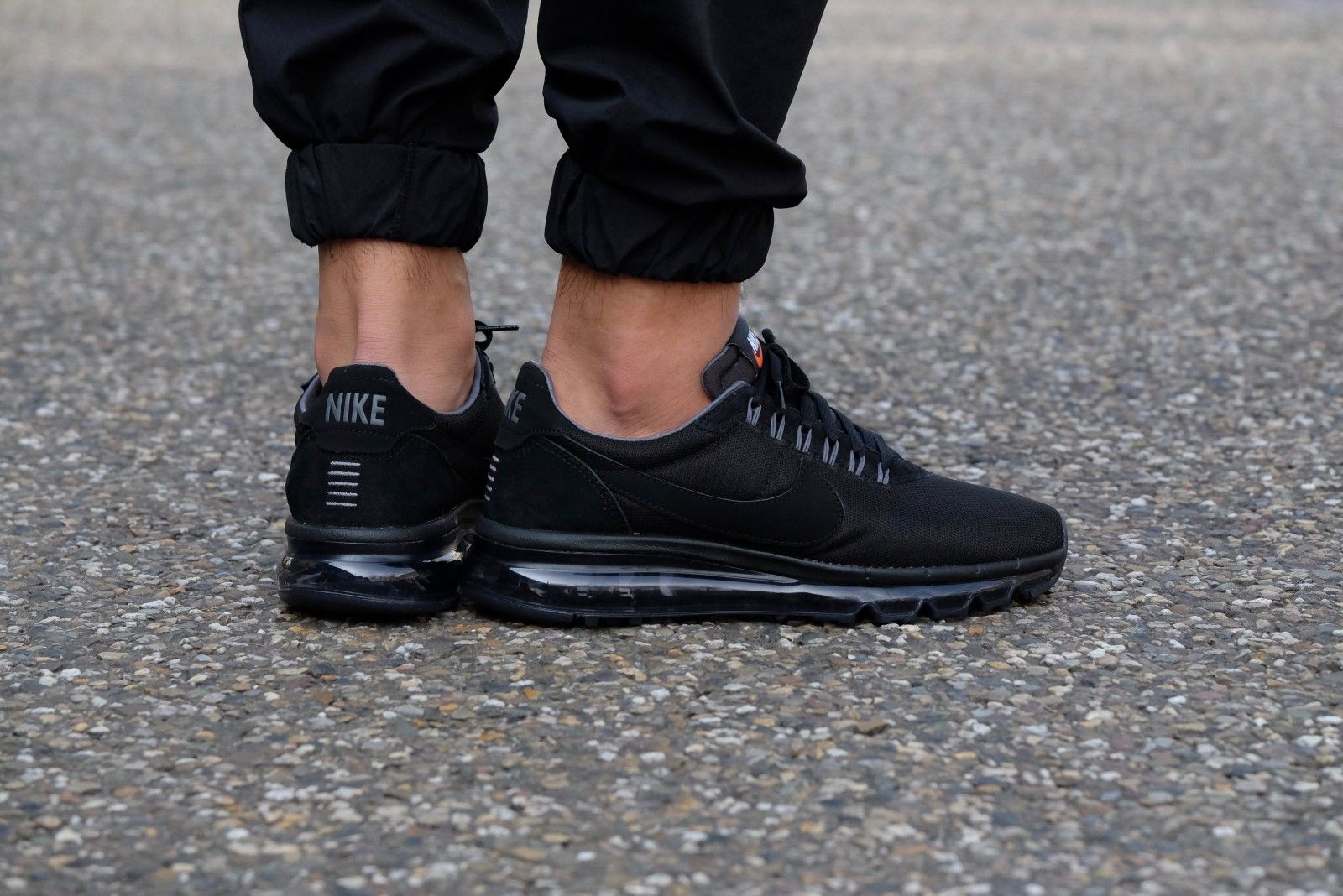 Nike Air Max LD-Zero Black/Black-Dark Grey - 848624-005