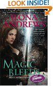 Free Kindle Book -  FANTASY – $1.99 – Magic Bleeds (Kate Daniels Book 4)