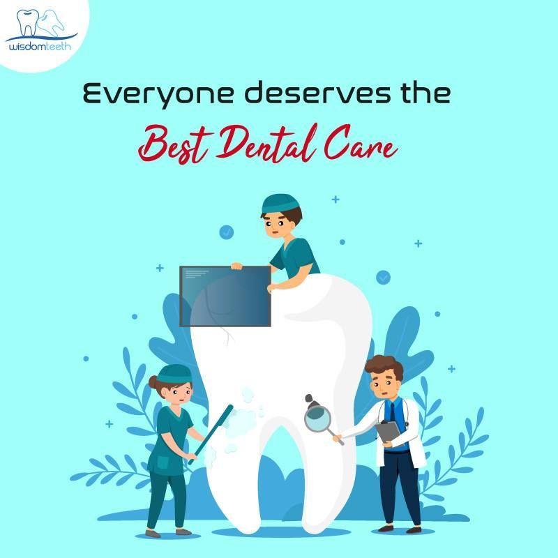 Naive wisdom teeth tips toothfairytime