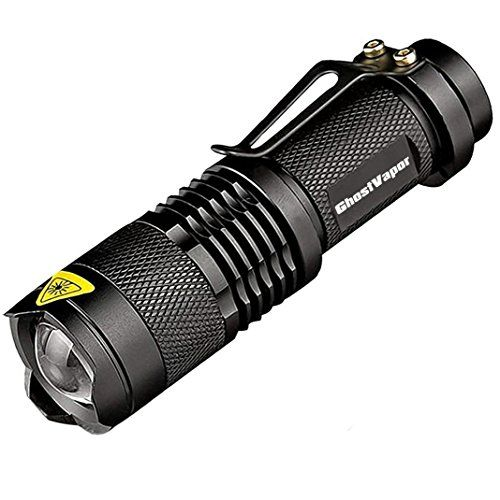 Introducing J5 Tactical Flashlight  The Original 250 Lumen Ultra Bright LED Mini 3 Mode Flashlight. Great product and follow us for more updates!