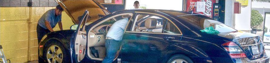 Car detailing team Detail Center Bay Area, CA