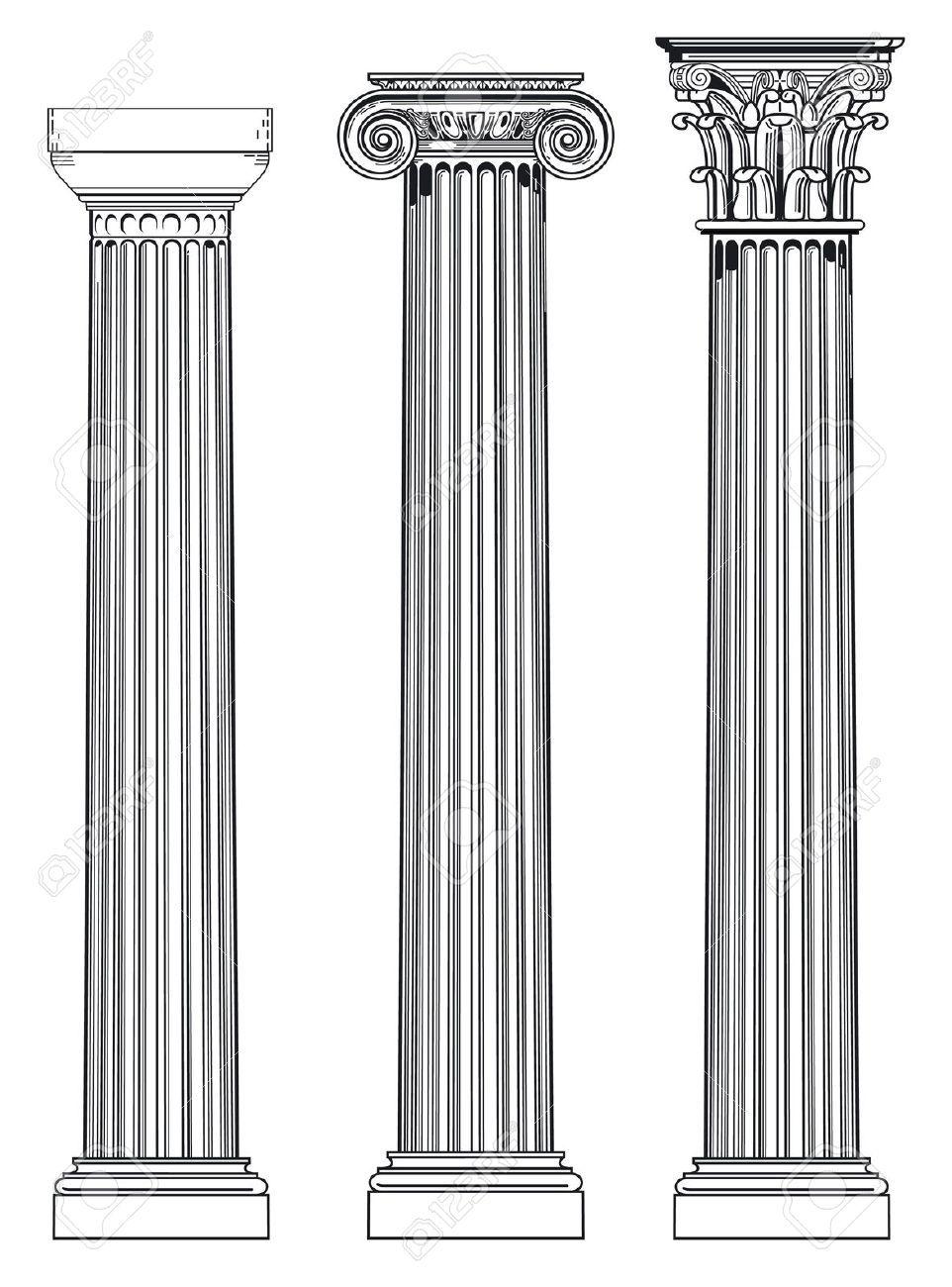 Ae817b4ad6d56de62fac13760489f83a column three ancient for Column house