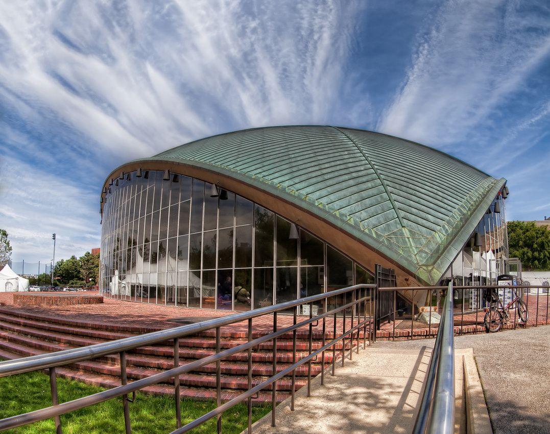 Eero Saarinen Kresge Auditorium Massachusetts Institute Of Technology University Campus Architecture