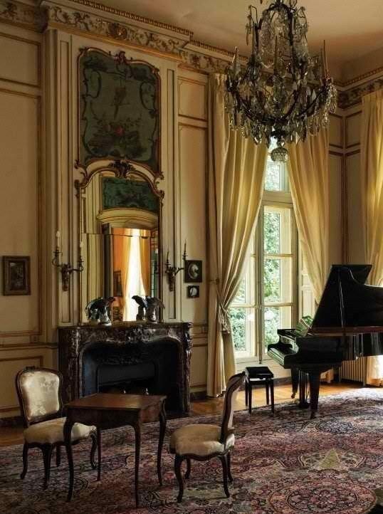 Historic houses of paris residences of the ambassadors by - Vieille maison de campagne ...