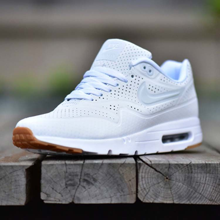 timeless design 235c2 1d52d NIKE AIR MAX 1 ULTRA MOIRE CH 3M WHITE 724390 111  195