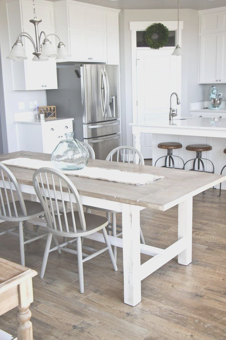 Creative Kitchen Tables - Kitchen Decorating Ideas On A Budget Check ...