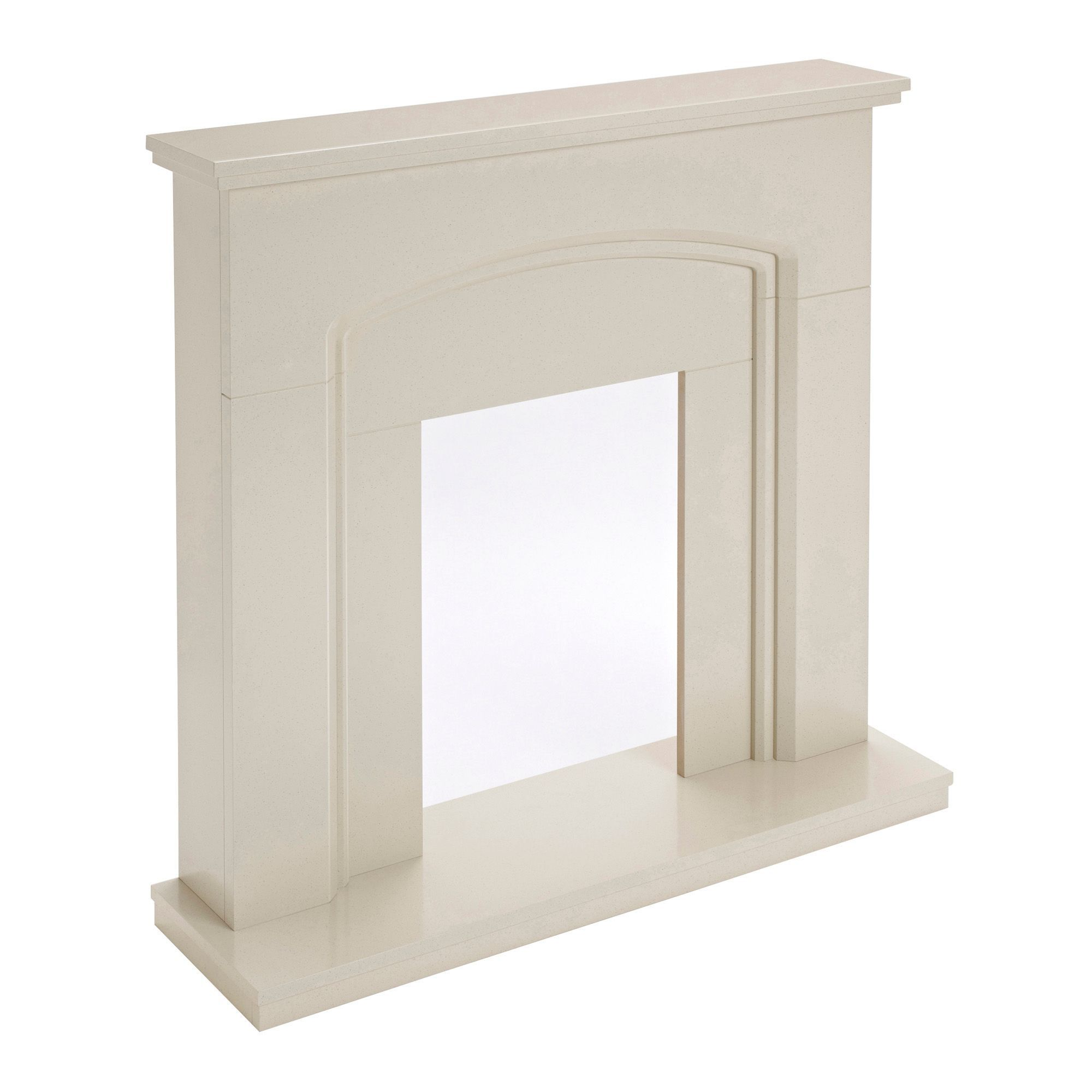 sacramento almond stone mdf fire surround fire surround living