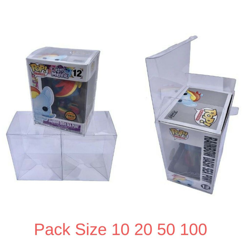 Details About Lot 10 20 50 100 Collectibles Funko Pop Protector Case For 4 Inch Vinyl Figures With Images Vinyl Figures Funko Funko Pop