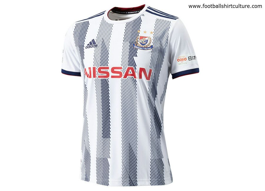 042f84a2a Yokohama F. Marinos 2019 Adidas Away Kit #fmarinos #adidasfootball #jleague