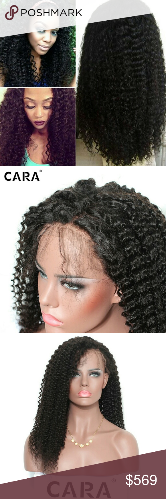 Curly Brazilian Beauty Lacefront Wig 18-20 inches Lace Front Human Hair Wigs Brazilian Kinky Curly Full Lace Human Hair Wigs 8A Pre Plucked Lace Front Wigs For Black Women                  aliexkinkybrazilian Accessories Hair Accessories