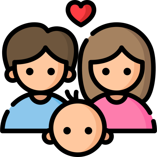 Family Free Vector Icons Designed By Freepik Baby Icon Free Icons Cute Little Drawings