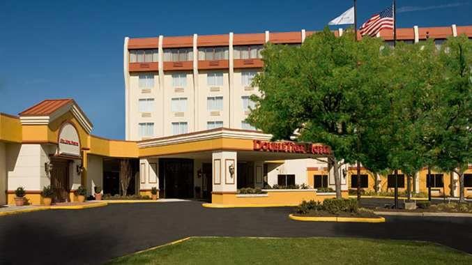 Doubletree By Hilton Hotel Princeton Nj