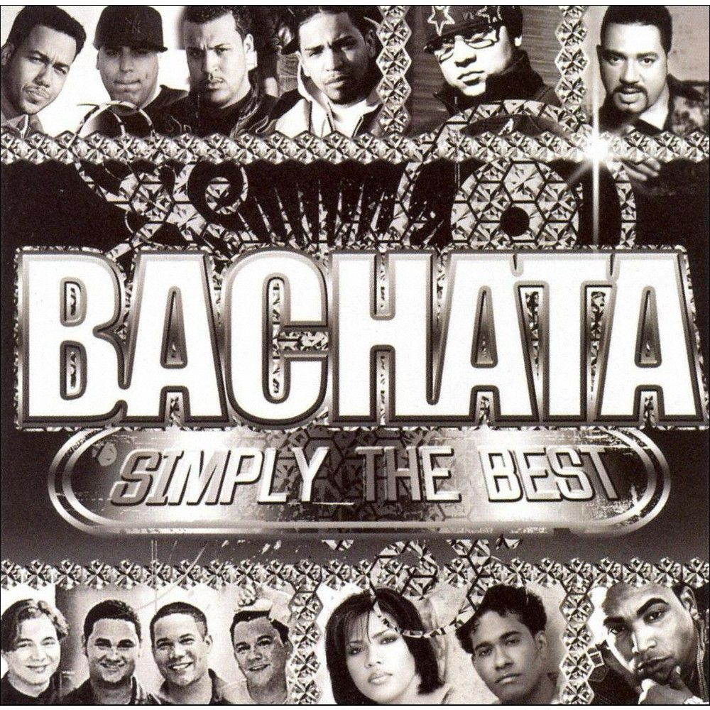 Various Artists - Bachata: Simply the Best (CD)