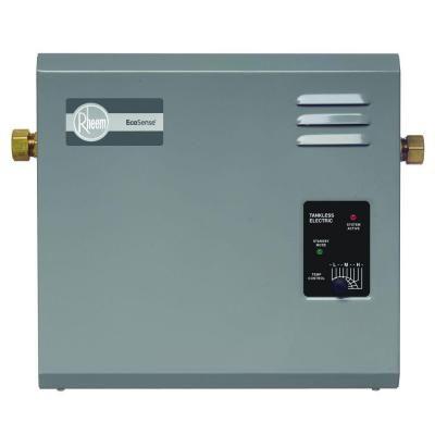 rheem ecosense rete-27 - 27kw electric tankless water heater-rete 27