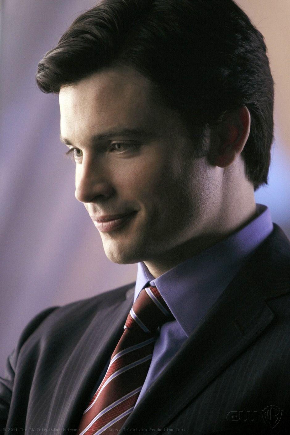 Tom Welling (Clark Kent) in 'Smallville