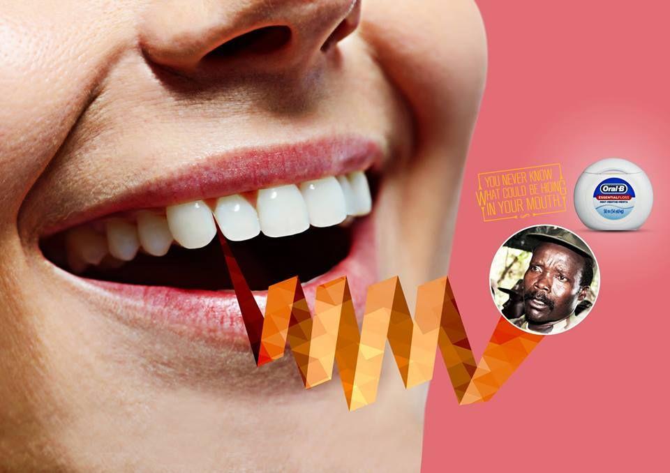 Advertising Agency: Miami Ad School, São Paulo, Brazil Creative Director: Paulo André Bione Art Director: Pedro Martoli Copywriter: Marcelo Miazzi Photographer: Shutterstock — Oral-b